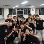 サニーグループよさこい踊り子隊SUNNYS キャラバン隊練習風景♪