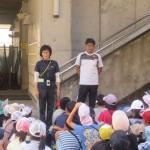 第1回初月小学校4年生エコ授業開催しました☆