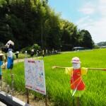 2018年家族で米作り「案山子コンテスト」結果発表☆