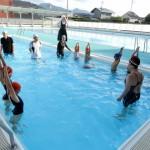 親子水泳教室◇第六小学校